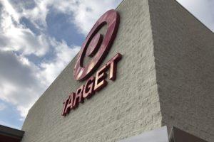 Target building exterior